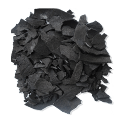 Charcoal-chips